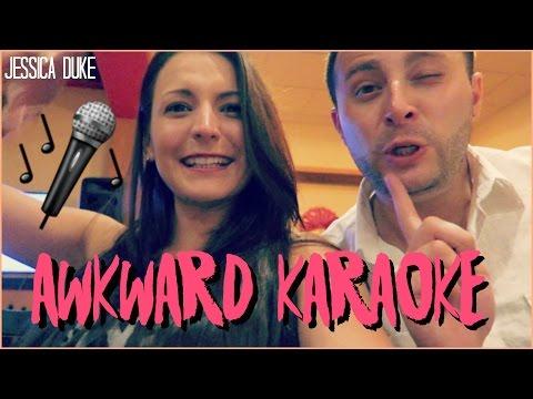 AWKWARD KARAOKE [RI 2016] | Jessica Duke