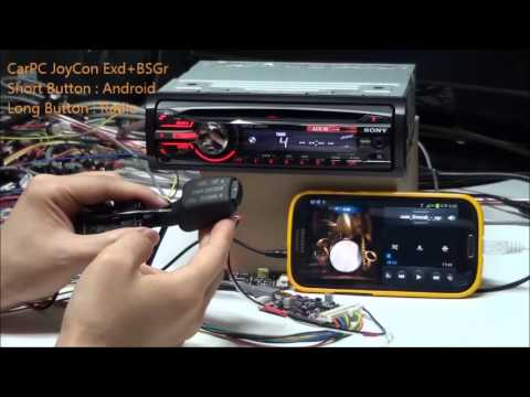 Control both Android and Sony radio with one steering ...