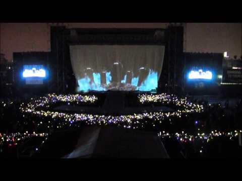 BIG BANG TOUR 2012 LIMA - PERÚ - NOVOLITE