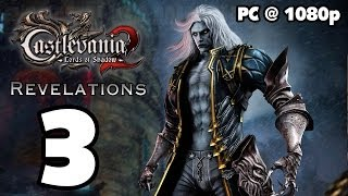 Castlevania: Lords of Shadow 2 Revelations Walkthrough PART 3 [1080p] No Commentary TRUE-HD QUALITY