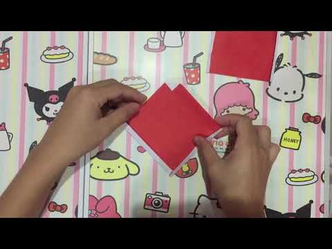 🎄DIY  Santa Claus from the paper | Origami #Christmas #2
