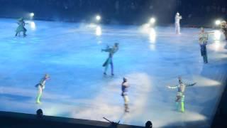 Ледовое шоу Лужники 1