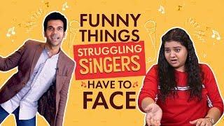 Video Rajkummar Rao, Pihu Sand : Things Struggling Singers Face | Fanney Khan | Bollywood | Pinkvilla download MP3, 3GP, MP4, WEBM, AVI, FLV Agustus 2018