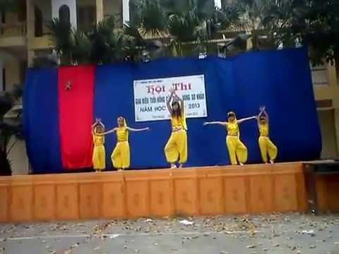 múa ấn độ made in india
