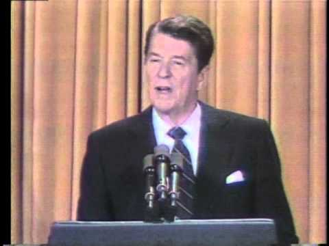 Ronald Reagan's Speech to the British House of Commons 1982