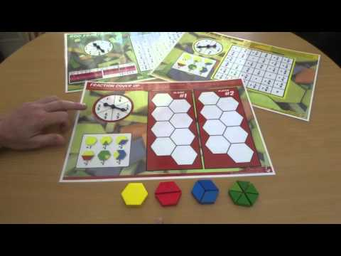 Fraction Games Set [Paul Swan Games]