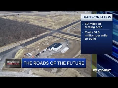 Ohio building infrastructure necessary for driverless cars and here's how much it could cost