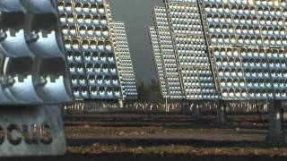 1 MW CPV Solar Power Plant at Nichols Farms
