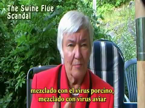 La Dra Rauni Kilde habla sobre la Conspiración de la Gripe Porcina