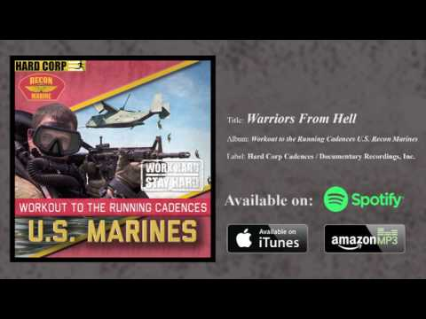Warriors From Hell (Recon  Cadence)