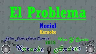 El Problema - Trap Capos, Noriel   Karaoke  