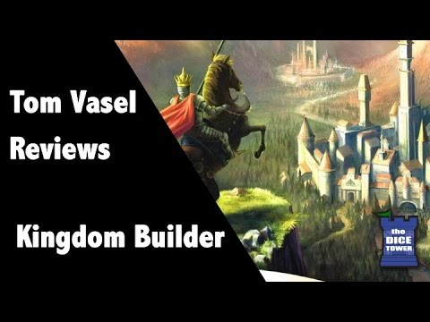 Kingdom Builder Review - with Tom Vasel
