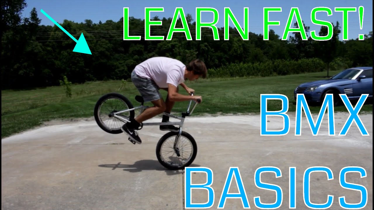 TOP 10 EASY BMX TRICKS TO LEARN (BEGINNER ...