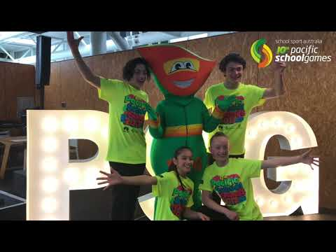 2017 Pacific School Games Launch at the University of Adelaide
