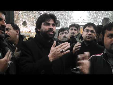 Shadman Raza mera sehriyan wala akbar.Shaam 2012.by.syed Irfan zaidi(cph)Dk.MTS