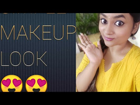 simple-makeup-look-||-makeup-tips-||-glam-series