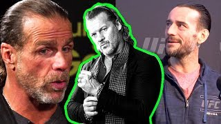CM PUNK DONE WITH PRO WRESTLING! HBK NOT? DOMINION PREDICTS! Going In Raw Pro Wrestling Podcast