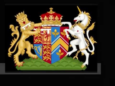 Royal Coats of Arms from1198 up to now