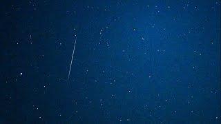 ふたご座流星群が14日夜ピークに 1時間40個超も