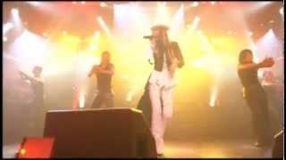 """""""Shanti"""" Hitomi Shimatani First live(Secret Live) 2002 Japan."""