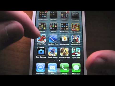 Top 5 Cydia Apps 2012 für iPhone & iPod Touch from YouTube · Duration:  3 minutes 42 seconds