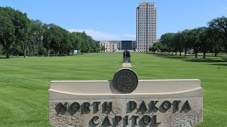Bismarck, North Dakota Recorded June 23, 2019 Bismarck is the capital city of North Dakota. The tall, art deco North Dakota State Capitol is set on landscaped grounds. This video is a ...