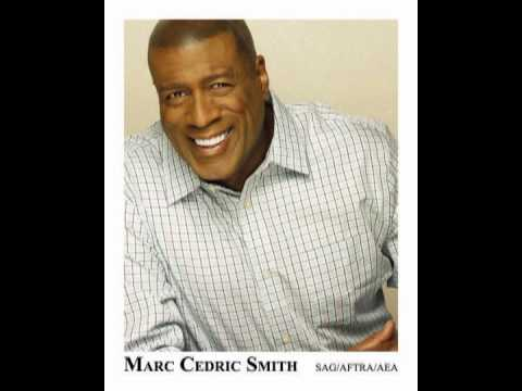 Marc Cedric Smith Voice Over Reel