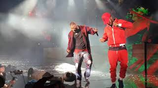 Kwesta ft Cassper Nyovest ~ Ngud at Fill up FNB Stadium