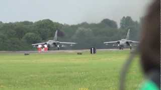Royal Air Force Tornado GR4 Role Demo @ RIAT 08-07-2012