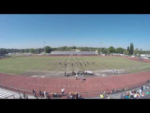 Coral Springs Charter Band: 2016 Marching MPAs