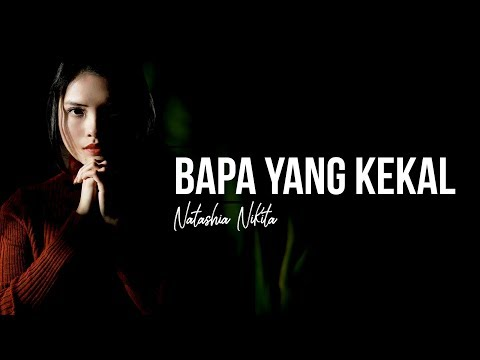 Lagu Rohani Bapa Yang Kekal By Natashia Nikita (lirik)