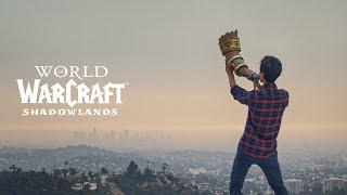 World of Warcraft: трубите сигнал