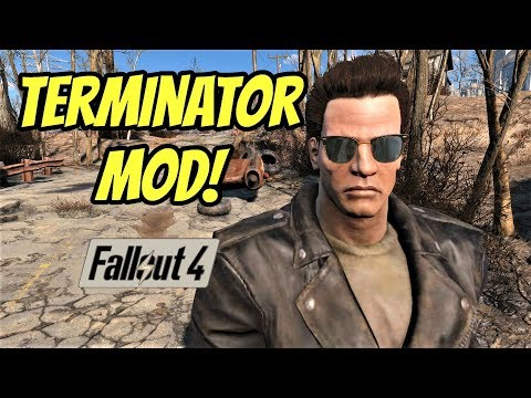 Marked For Termination: A Fallout 4 Mod