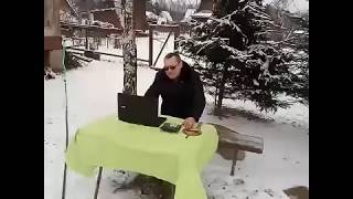 Деревенский директор. Прикол!!!