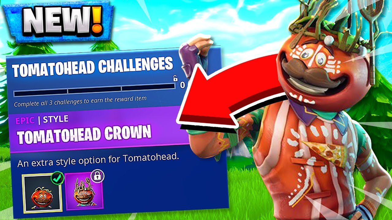 NEW TOMATOHEAD CHALLENGES! How to Customize Tomato Head ...