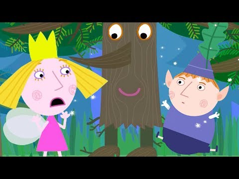 Ben and Holly's Little Kingdom Full Episodes 🔴 Daisy and Poppy Go Bananas | HD Cartoons for Kids