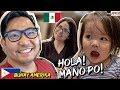 accento Español de un Filipino/ Filipino Spanish Accent