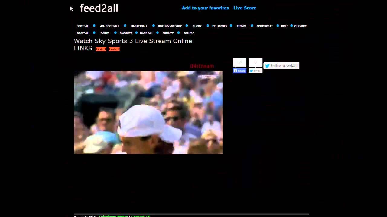 Sportstreams