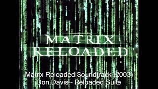 Matrix Revolutions - DON DAVIS  NEOD