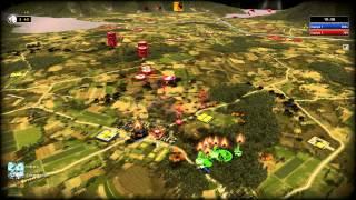 RUSE ,tuto comment utilise les anglais sur le champ de bataille ( britaniques )