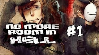 No More Room In Hell (Co-op): Cry & Pewds Tries To Play - Part 1 (Mini Series) thumbnail