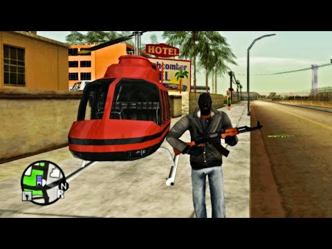 GTA Vice City Stories - Robbery (Empire Missions)