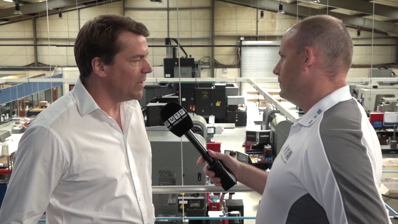 GKM Aerospace swap to Hurco for their 5 axis machining requirements