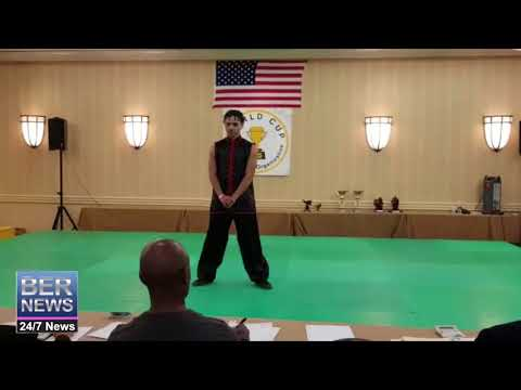 BKO Martial Artists In Reston, Virginia, Jan 2018