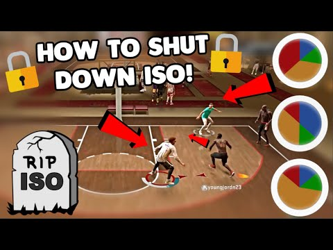 HOW TO LOCK DOWN ISO IN NBA 2K20! THIS TIP WILL TRANSFORM YOUR ON BALL DEFENSE!