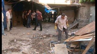 Երևանում ապամոնտաժվում է Ֆիրդուսի շուկան