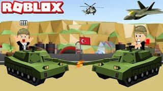 Güçlü Bir Asker Ordusu Kur ve Ortayı Ele Geçir!! - Panda ile Roblox Army Tycoon