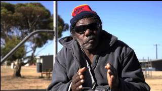 Keith Peters talks about Maralinga