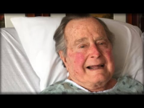 HOSPITAL FINALLY BREAKS SILENCE ON GEORGE HW BUSH WITH MAJOR ANNOUNCEMENT.