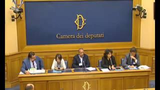 Conferenza stampa Camera Deputati #SAVEORVIETO 9 giugno 2016